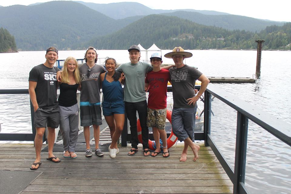 Water Ski Club Vancouver 112